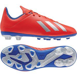 adidas X 18.4 FxG J - Kinder Fußballschuhe Nockenschuhe - BB9379 rot