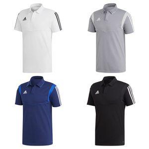 adidas Tiro 19 - Herren Cotton Polo Shirt