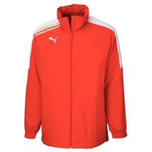 Puma Esito - Herren Stadionjacke Winterjacke - 652602-01 rot/weiß