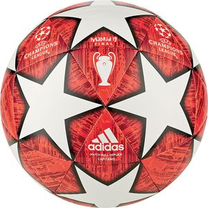 adidas Finale M CPT - Champions League Match Ball Replica Capitano - DN8674 rot/weiß