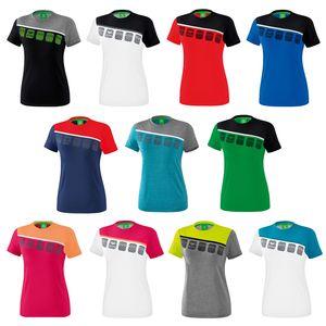 Erima 5-Cubes - Damen T-Shirt