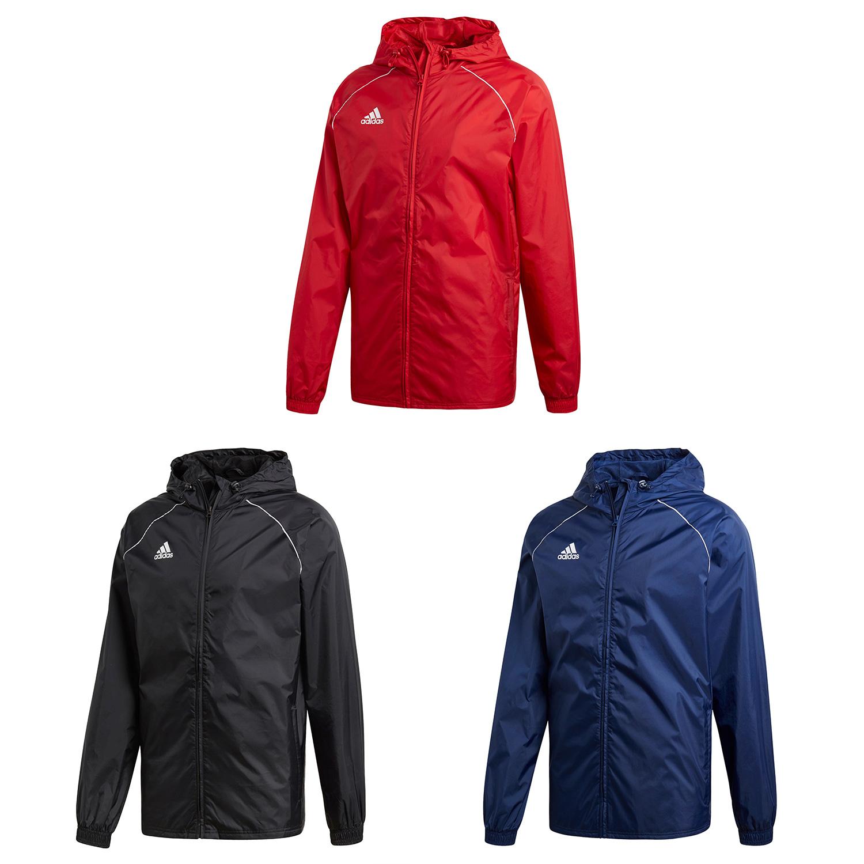 689a9b6494fe36 adidas Core 18 - Herren Rain Jacket Vereinsbedarf Teamsportbedarf ...