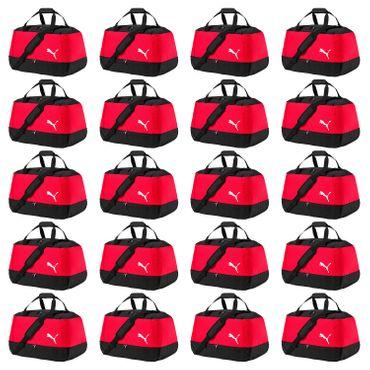 Puma Pro Training II Football Bag - Sporttasche mit Bodenfach - 20er Set - 074897