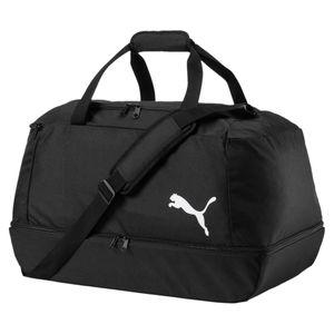 Puma Pro Training II Football Bag - Fußball Sporttasche mit Bodenfach - 074897-01 schwarz