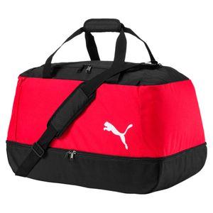 Puma Pro Training II Football Bag - Fußball Sporttasche mit Bodenfach - 074897-02 rot