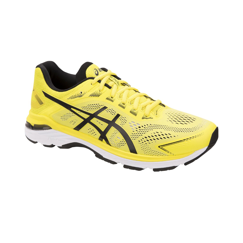 Details zu Asics GT-2000 7 - Herren Laufschuhe Running Schuhe Turnschuhe 1011A158-750 gelb
