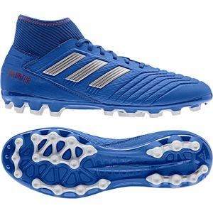 adidas Predator 19.3 AG - Herren Fußballschuhe Kunstrasenschuhe - BC0297 blau