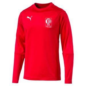 Puma VfB Bühl Liga Herren Training Sweat Shirt - 655669-01 rot