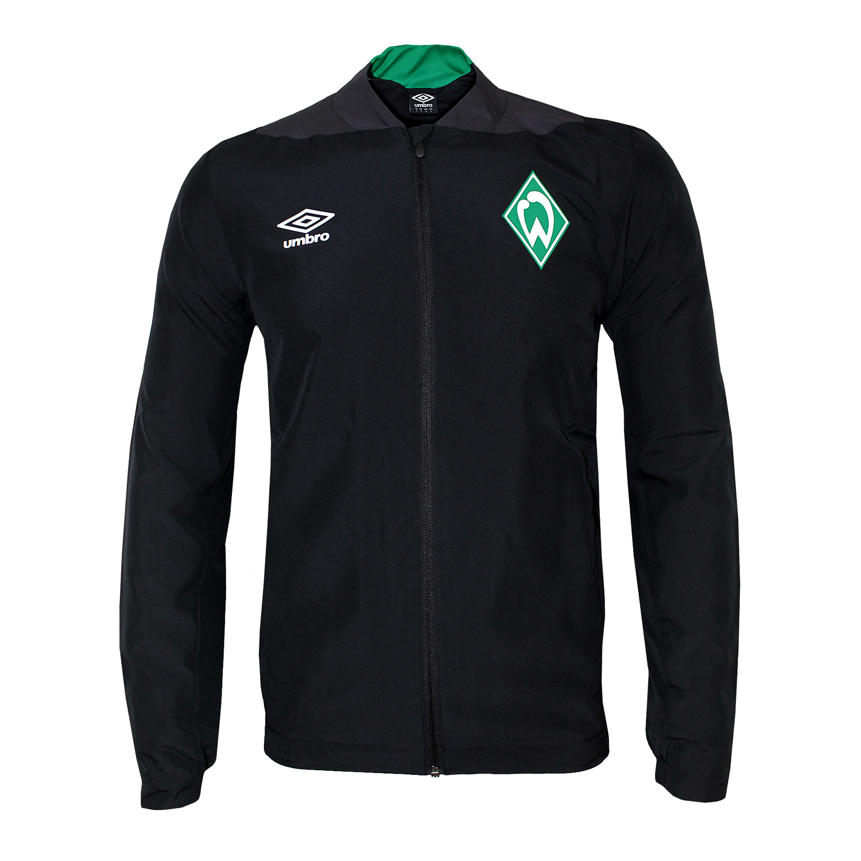 Werder Bremen Umbro Pr/äsentationsjacke PR Jacke
