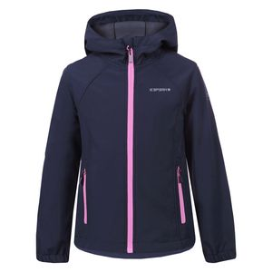 Icepeak Tuua Jr - Kinder Softshelljacke Outdoorjacke - 351812682-387 navy