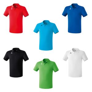 Erima Casual Basics - Kinder Funktions Polo Shirt