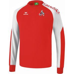 Erima 1. FC Köln Graffic 5-C -  Kinder Funktionssweat Sweatshirt - 6070713 rot