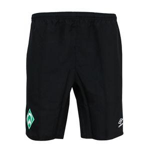 umbro SV Werder Bremen Long Woven Short - Herren Trainingshort kurze Hose 79668U