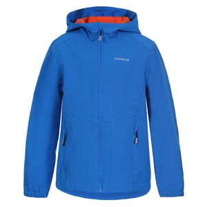 Icepeak Teiko Jr - Kinder Softshelljacke Outdoorjacke - 351813682-934 blau