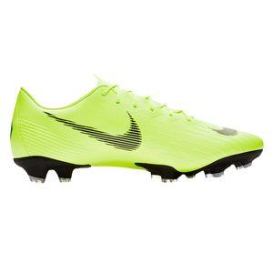 Nike Mercurial Vapor XII Pro FG - Herren Fußballschuhe Nockenschuhe - AH7382-701 gelb/schwarz