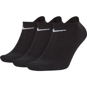 Nike Value No Show - Laufsocken Sportsocken Sneakersocken 3-er Pack - SX2554-001 schwarz