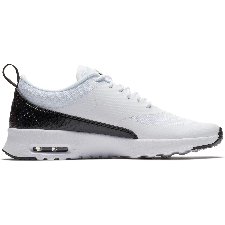 sale fashion style innovative design Nike Air Max Thea FS - Damen Sneaker Freizeitschuhe - 599409-111  weiß/schwarz