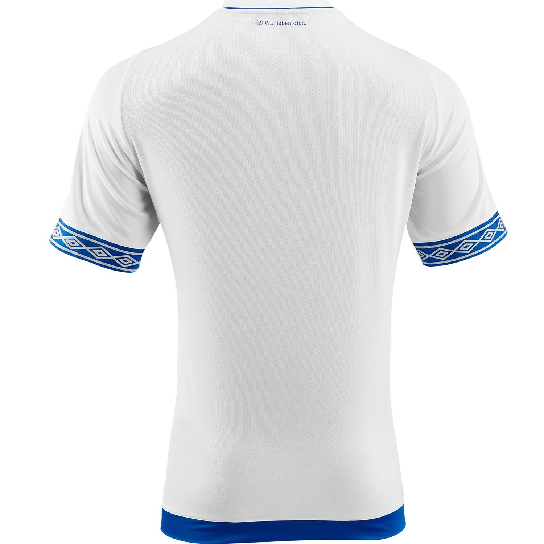 sale retailer d453d f902c Umbro FC Schalke 04 x FC Nürnberg Sondertrikot Schalke & FCN - weiß - 91855U