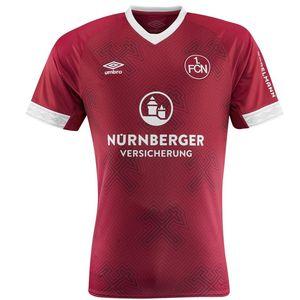 Umbro 1. FC Nürnberg x Schalke 04 Sondertrikot FCN & S04 Trikot - rot - 91853U
