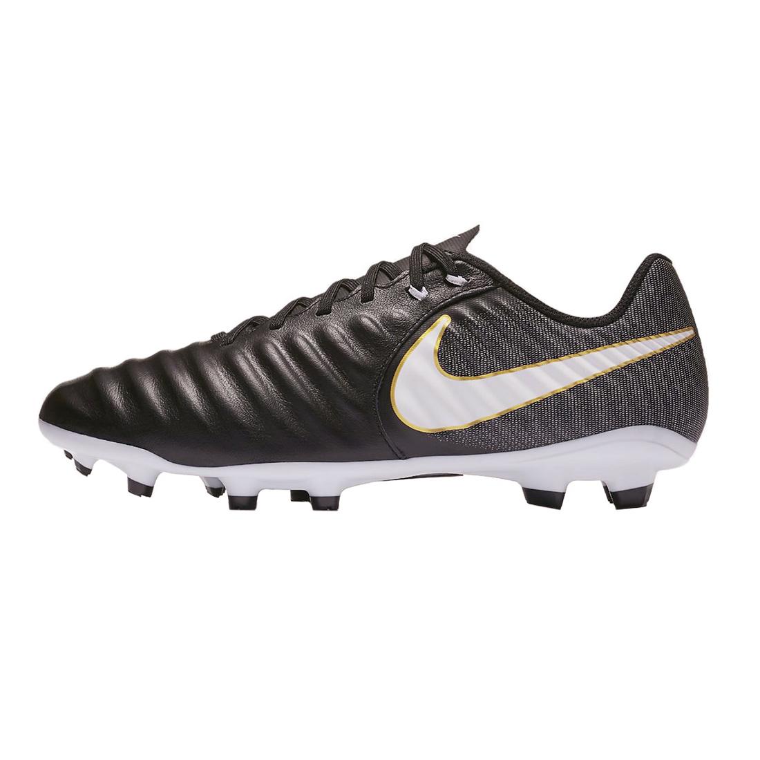39a1259105db23 Nike Tiempo Ligera IV FG - Herren Fussballschuhe - 897744-002 schwarz weiß  001