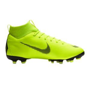 Nike Jr Superfly VI Academy MG - Kinder Fußballschuhe Nockenschuhe - AH7337-701 gelb/schwarz