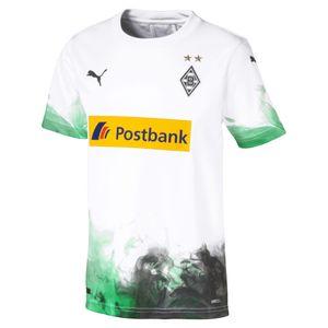 Puma BMG Borussia Mönchengladbach - Herren Gladbach Heimtrikot 19/20 Home Jersey - 755712-01 weiß