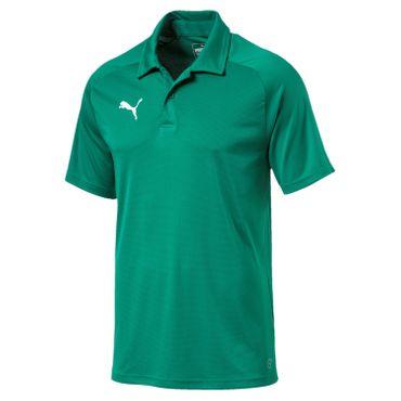 Puma Liga - Herren Sideline Polo Shirt - 655608-05 grün