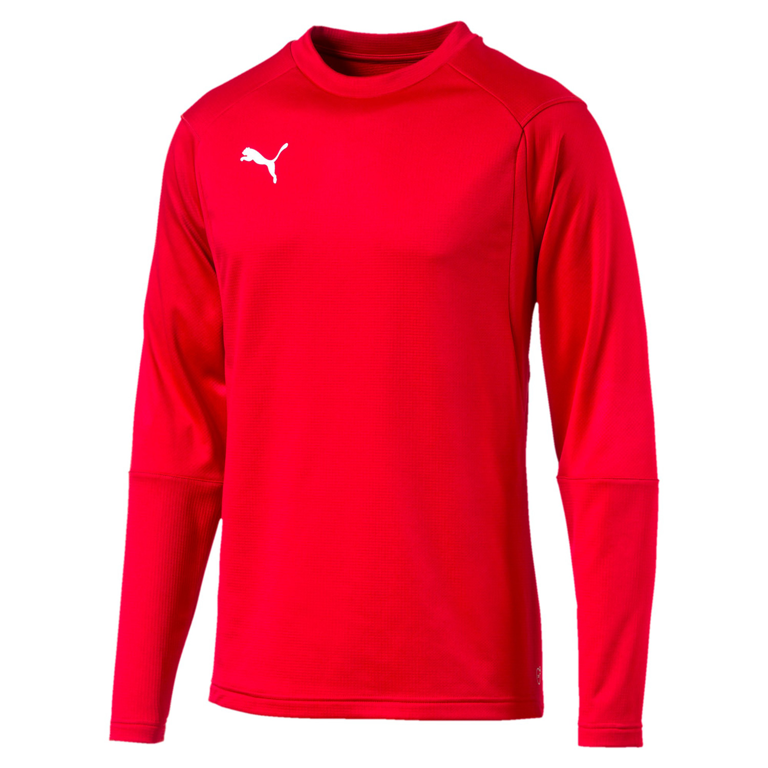 Puma Liga Herren Training Sweat Shirt 655669 01 rot