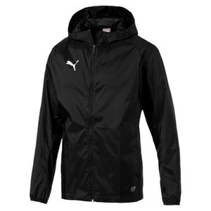 Puma Liga - Herren Training Rain Jacket Core - 655304-03 schwarz