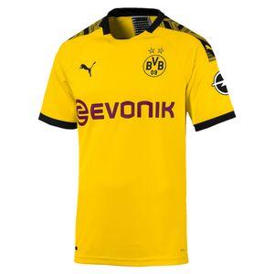 Puma BVB Borussia Dortmund - Herren Authentic Heim Trikot 19/20 - 755736-01 gelb