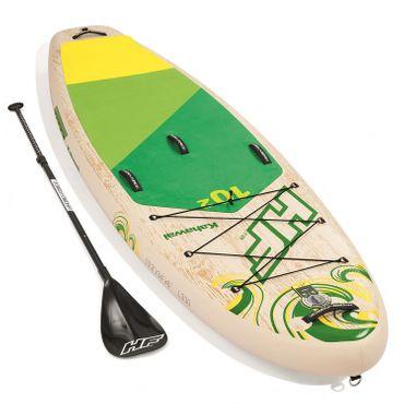 Hydro Force Kahawai - Stand up Paddle - 65308 weiß/grün/gelb