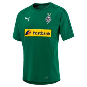 Puma BMG Trainings Jersey Borussia Mönchen Gladbach T-Shirt Dry Fit - 924565-01 Grün