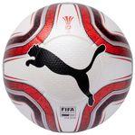 Puma ÖFB Cup Final Spielball Fifa Quality Fussball Trainingsball - 83077-01 weiß/rot/schwarz 001