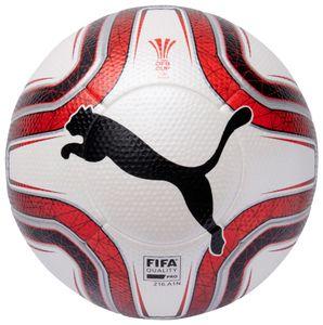 Puma ÖFB Cup Final Spielball Fifa Quality Fussball Trainingsball - 83077-01 weiß/rot/schwarz