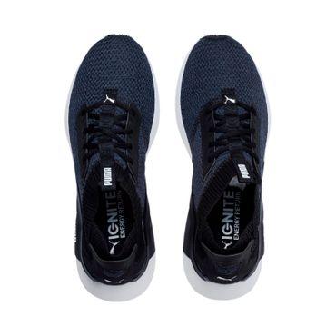 Puma Rogue - Herren Laufschuhe Sneaker - 192359-02 schwarz/weiß