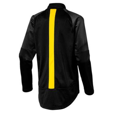 Puma BVB Borussia Dortmund - Stadium Poly Jacket Kinder Trainingsjacke - 754537-02 schwarz