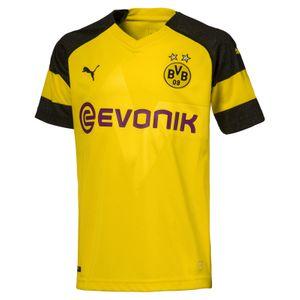 Puma BVB Borussia Dortmund Herren Heimtrikot Home Shirt 18/19 - 753741-01 gelb