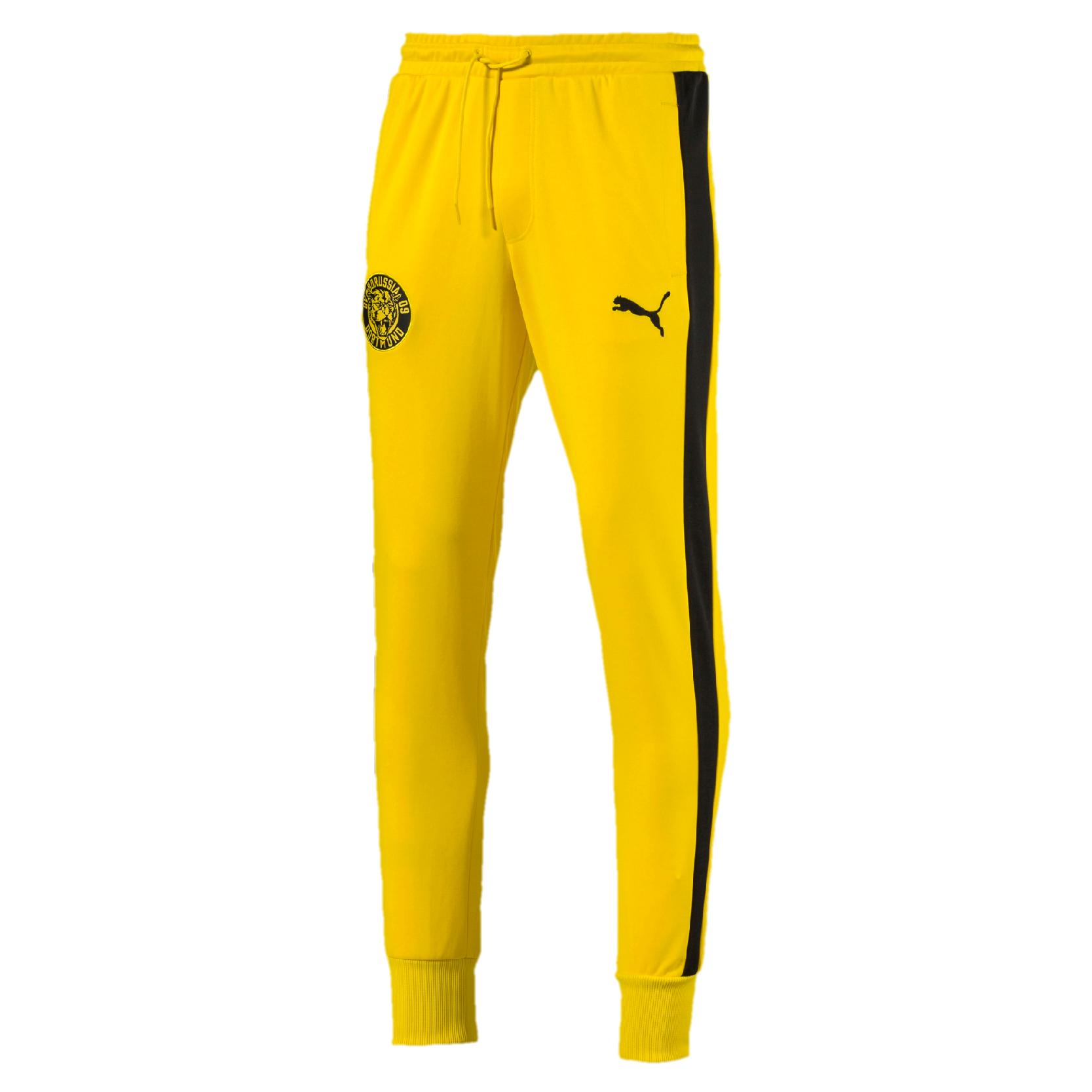 Puma BVB Dortmund Herren Casual Sweat Pant [Farbe: | real