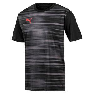 Puma ftblNXT Core Graphic Herren T-Shirt Fußball Tee Shirt - 656428-01 - schwarz
