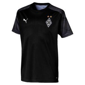 Puma BMG Borussia Mönchengladbach - Kinder Training Jersey Shirt 19/20 - 755880-11 schwarz