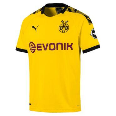 Puma BVB Borussia Dortmund - Herren Heimtrikot Home Jersey 19/20 - 924793-01 gelb/schwarz
