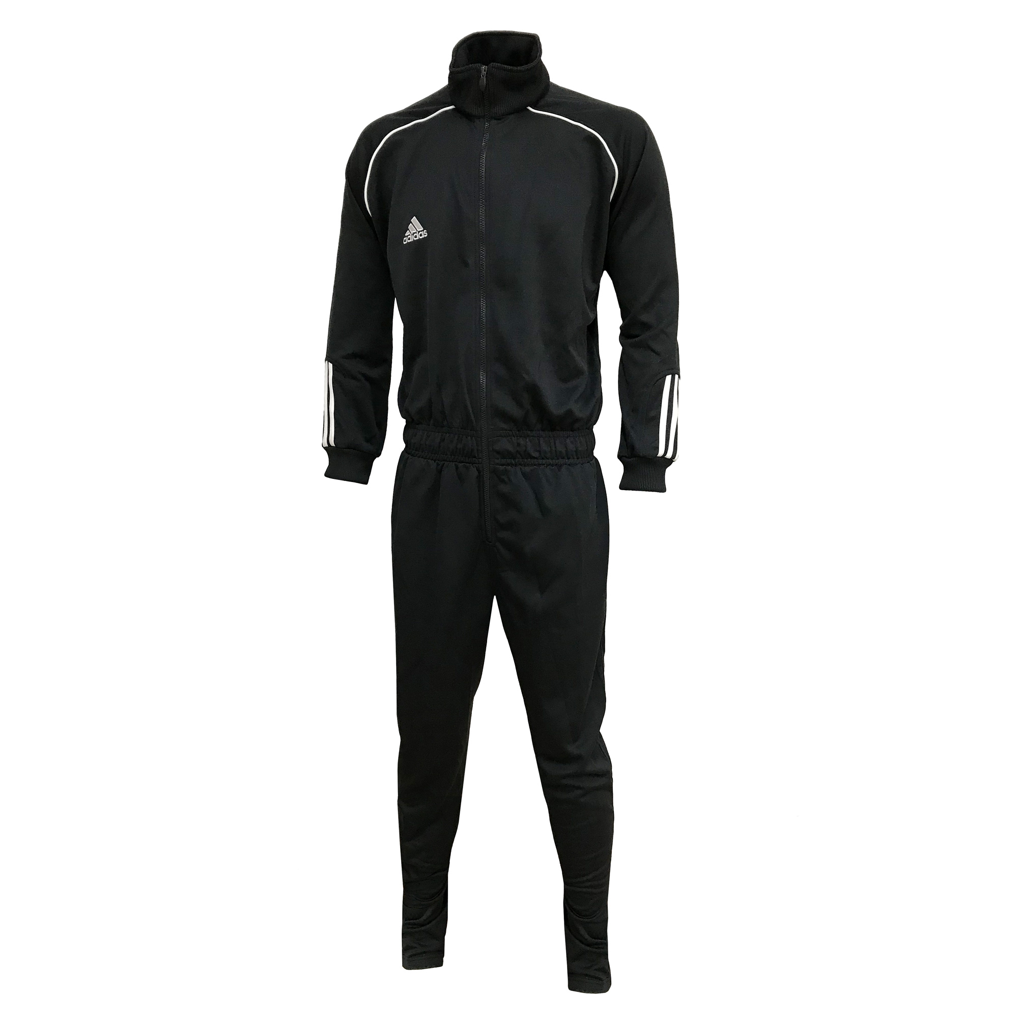 Adidas Squadra Herren Overall Fussball Trainingsanzug 296137 Schwarz Weiss