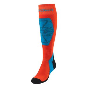 Spyder Edge Socks - Herren Skisocken Snowboardsocken - 199213-622 orange/blau