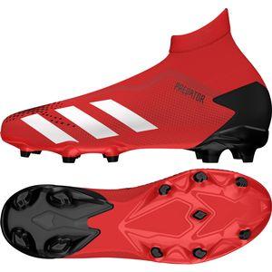 adidas Predator 20.3 LL FG - Herren Fußballschuhe Nockenschuhe - EE9554 rot