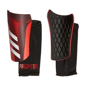 adidas Predator 20 Laegue Schienbeinschoner - FM2408 schwarz/rot