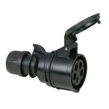 PCE CEE 16A 400V 5p Plug Female