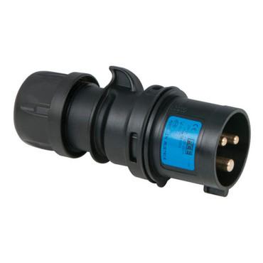 Showtec CEE 16A 240V 3p Plug Male