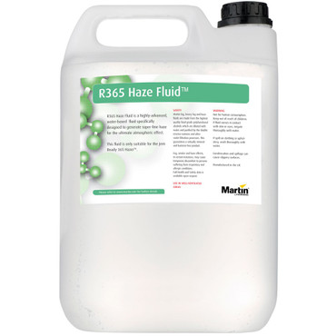 R365 Haze fluid