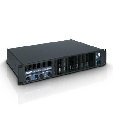 LD Systems SP 44K - PA Endstufe 4 x 980 W 2 Ohm