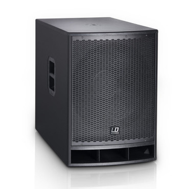 "LD Systems GT SUB 18 A - 18"" PA Subwoofer aktiv"